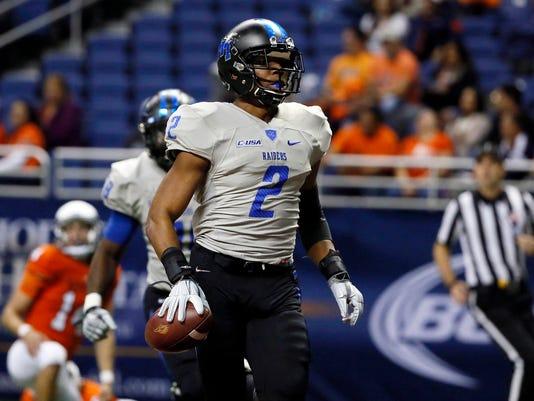 NCAA Football: Middle Tennessee at Texas-San Antonio
