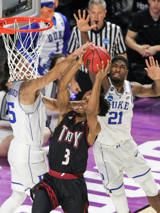 Duke vs Troy