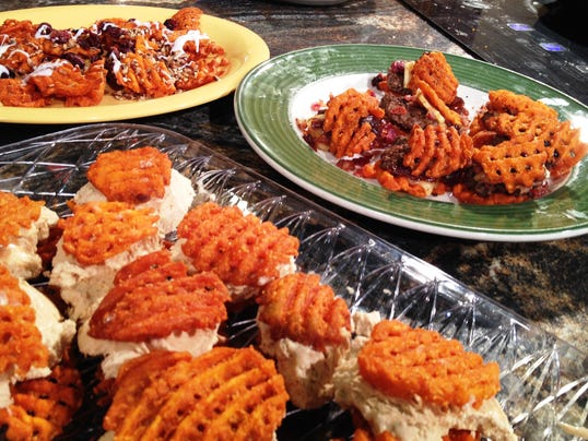 Waffle Fry Variations