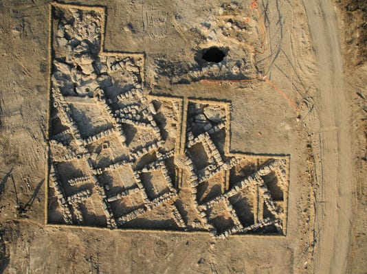 EPA ISRAEL ARCHAEOLOGY