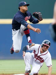 Francisco Lindor is occasionally spectacular in the