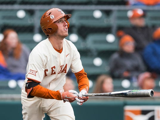 AP COLLEGE BASEBALL RDP S BBC FILE USA TX