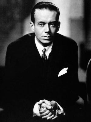 American songwriter Cole Porter is shown circa 1910.