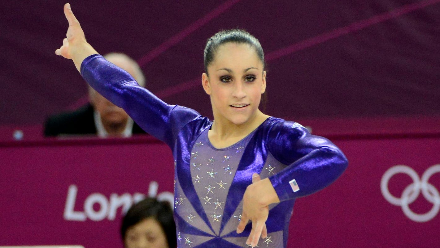 Jordyn Wieber, a 2012 Olympic gold medalist, makes statement of sexual abuse against Larry Nassar