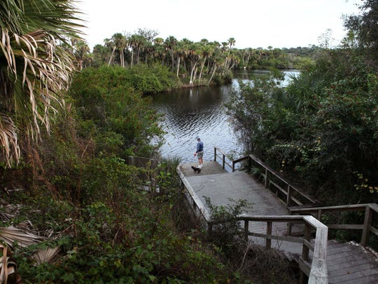 Latino Outdoors Florida's Back-to-School Wellness Hike is Saturday at St. Sebastian River Preserve State Park.