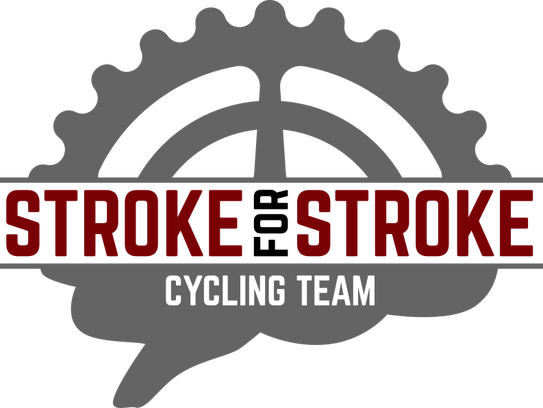 Stoke for Stroke Cycling Team