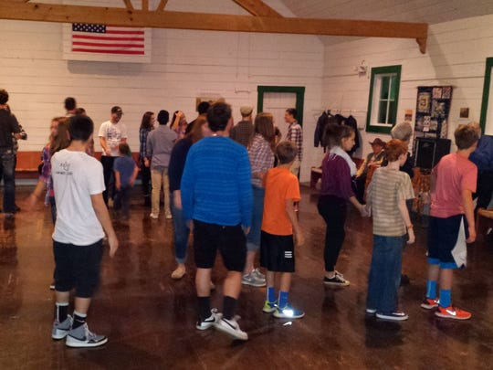 Guthrie Park Country Dance is happening 7 to 10 p.m. Saturday, Dec. 13, at Guthrie Park Community Center, 4320 Kings Valley Hwy, Dallas.