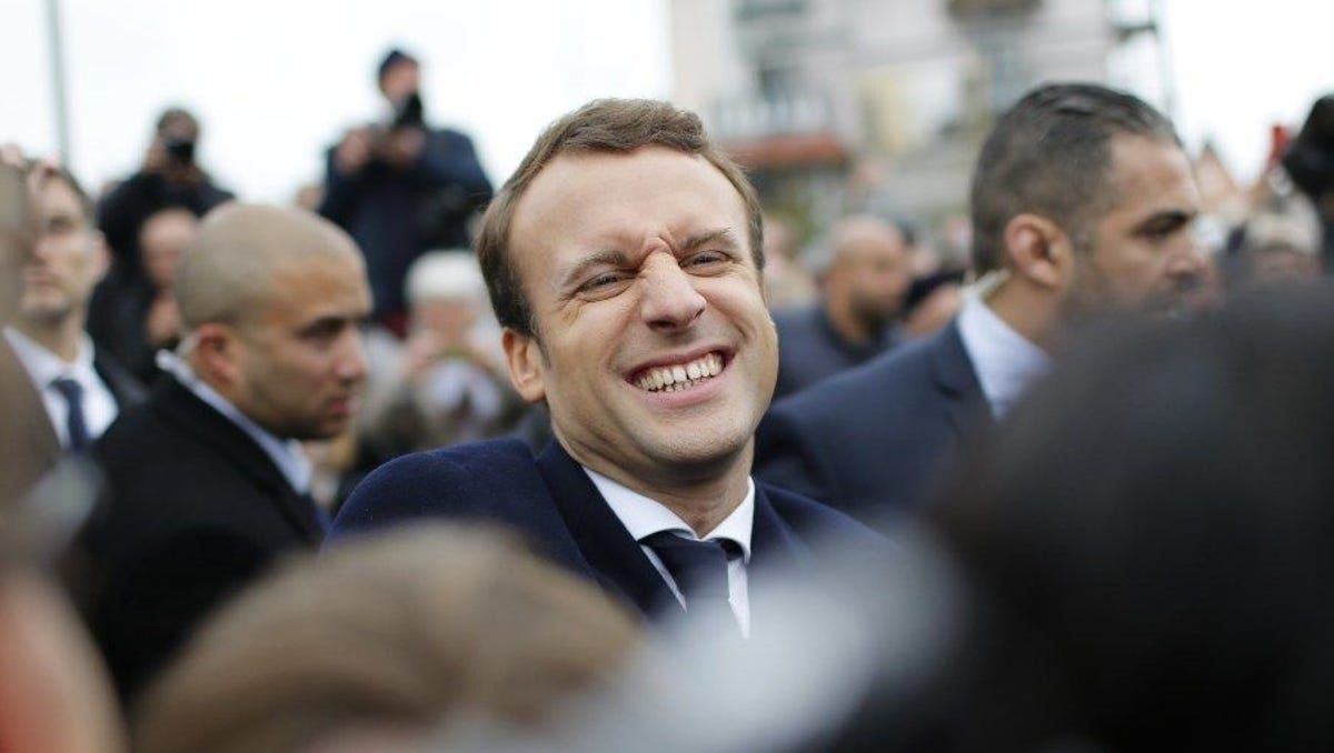 Emmanuel Macron France S New President Will Be Country S Youngest