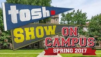 Daniel Tosh is coming to Fresno.