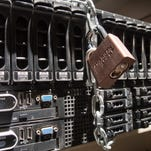 Keeping the county's servers secure requires ever-growing vigilance.