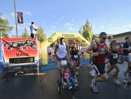 The 7th Annual Panther Run takes off on Saturday, Oct.