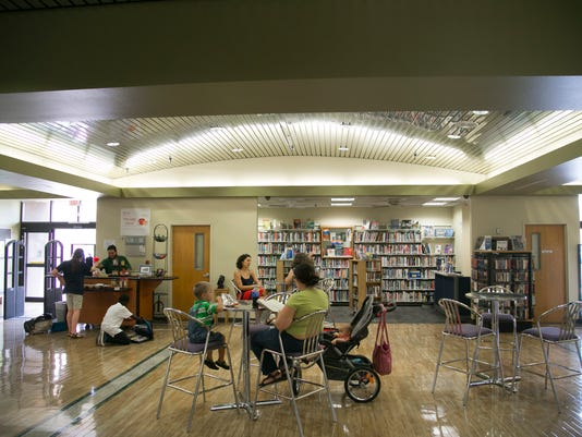 Mesa libraries tables