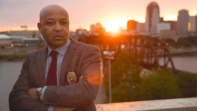 """Homicide Detective Rodney Demery. Demery is an Alamogordo native who now has a television series called """"Murder Chose Me"""" which airs on Investigation Discovery."""