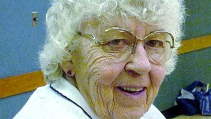 Ethel passed away Friday, May 29, 2015 at her home in Loveland at the age of  87 from heart complications.