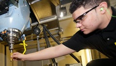 Harley-Davidson signs 4 MPS Bradley Tech students as youth apprentices