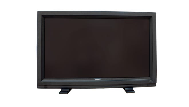 Those wanting to bring their media outdoors are in luck with the Sunbrite SB4660HD, a new weatherproof TV