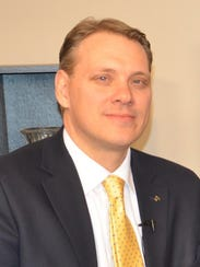 Richard Nelson is the executive director of the Commonwealth