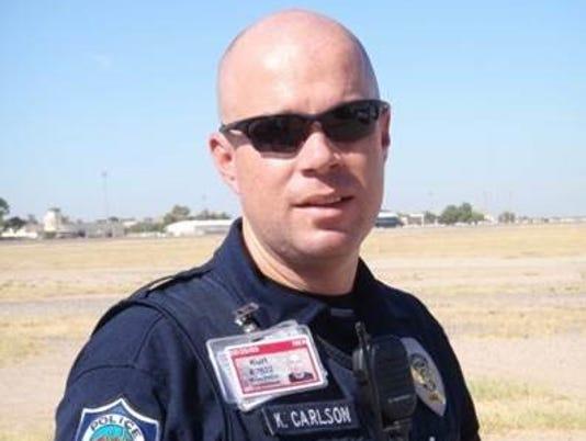 Mesa officer killed