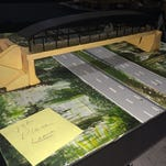 While several UCF Advanced Design Lab students and faculty submitted renditions of detailed bridge concepts last year, the renderings would still be costly to construct, Sanders said.