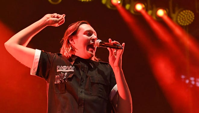 """'Everything Now,' Arcade Fire's fifth studio album, arrives (not """"drops"""") on July 28."""