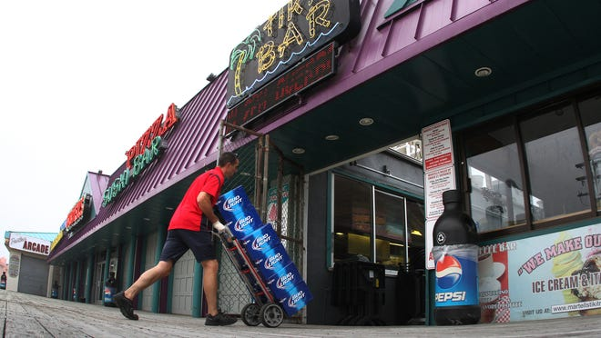 Martell's Tiki Bar in Point Pleasant Beach faces multiple penalties for serving an intoxicated customer in 2013.