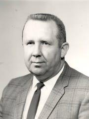 Marv McCollum was head basketball coach at Hamilton