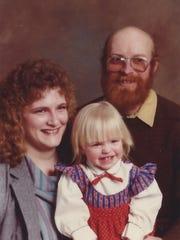From left: Diane Shea, Erin Saddlemire VanNosdall and Gary 'Bonz' Saddlemire.