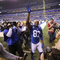 He's 'beloved by Colts fans everywhere': Reggie Wayne gets spot in Colts' Ring of Honor