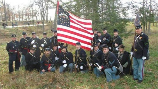 The 87th Pennsylvania Volunteer Infantry is looking