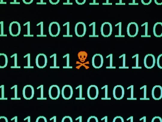 There is a type of malware called mal-vertising. When the advertising goes on the legitimate website it infects the entire website. You don't have to click on anything, and just by going on that website you're going to be affected.