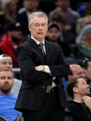 Bucks coach Joe Prunty has reminded his players they need to play hard from the start of each game but worries the message hasn't got through.