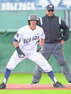TJ Friedl was named a first-team All-Mountain West player Wednesday.