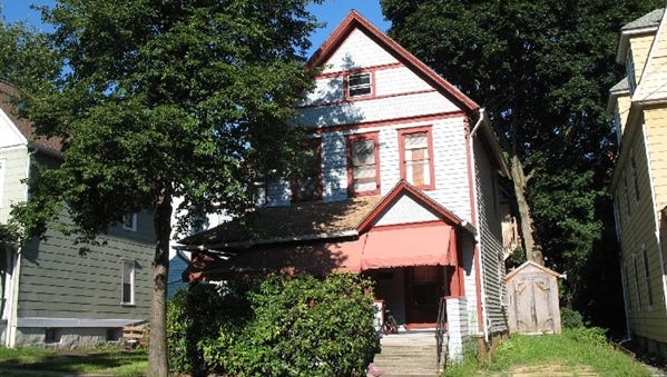 This property at 7 Walnut St. in Binghamton recently sold for $58,000.