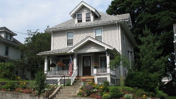 109 Crestmont Rd., Binghamton was sold for $140,000 on Oct 13.