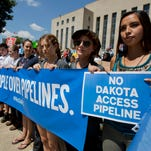 Judge to rule on tribe's oil pipeline request by Sept. 9