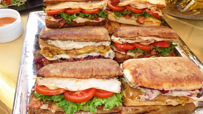 A selection of sandwiches from Earl of Sandwich, which is now open on Mill Avenue in Tempe.