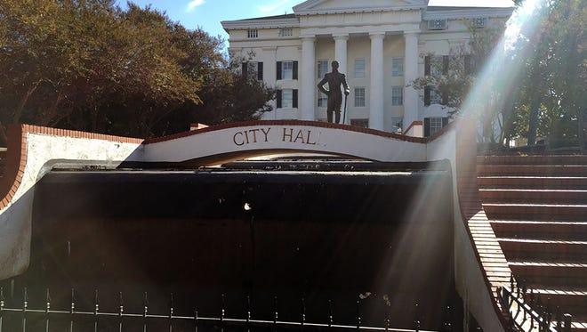 Jackson, Miss. City Hall