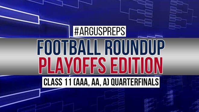#ArgusPreps Football Roundup: Playoffs edition