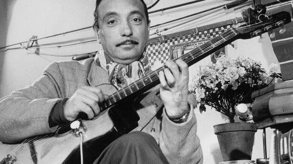 Saturday's Django Jamboree in Louisville celebrates the music of Django Reinhardt and Stephane Grappelli.