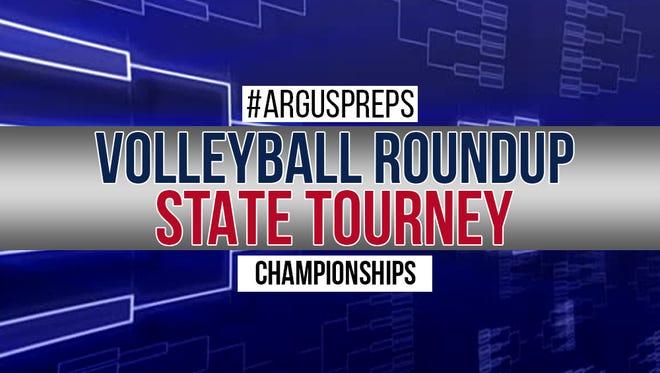 Volleyball Roundup: Championship Saturday