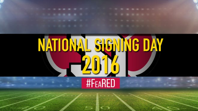 USD Coyotes Signing Day