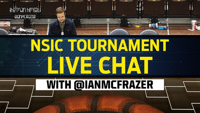 NSIC Live chat with THE @IanMcFrazer