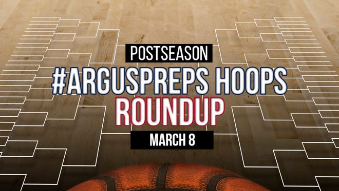 #ArgusPreps Roundup (March 8)