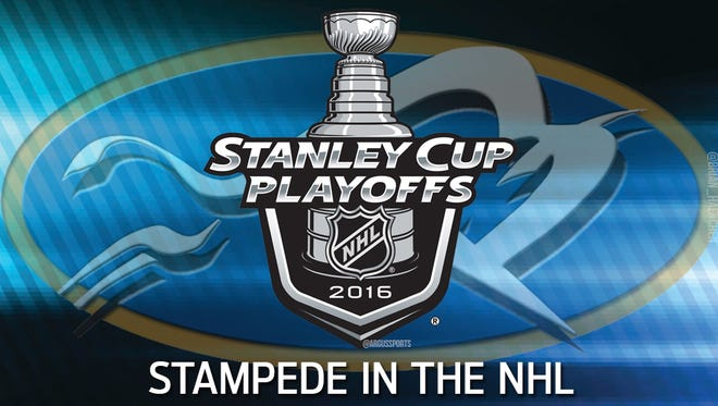 Stampede in the NHL