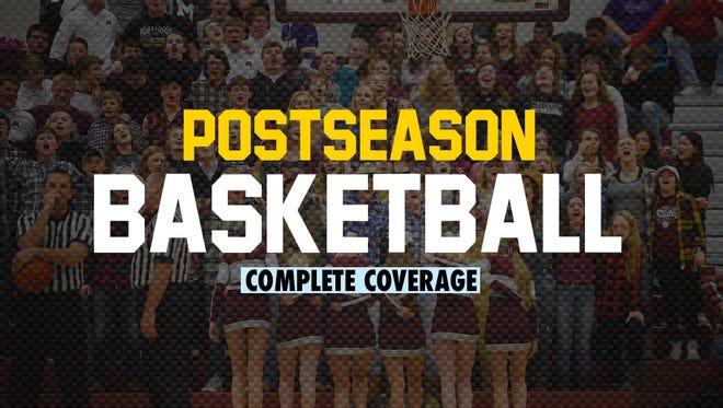 #SDBasketball18 Landing Page