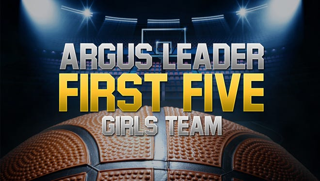 Argus Leader First Five: Meet the girls team
