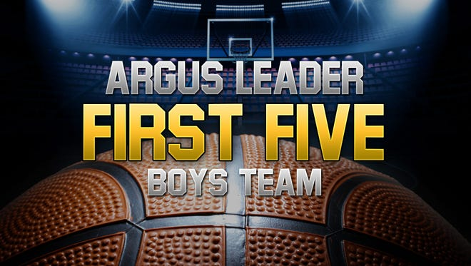 Boys First Five selections