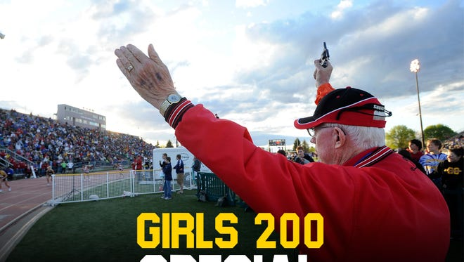 Girls 200 Special