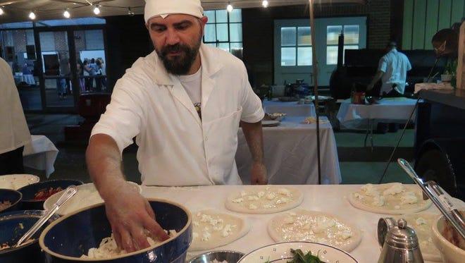 Chef Marco D'Emidio