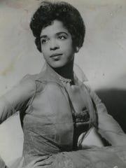 Della Reese in the 1950s